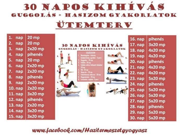 13 hetes fogyás kihívás)