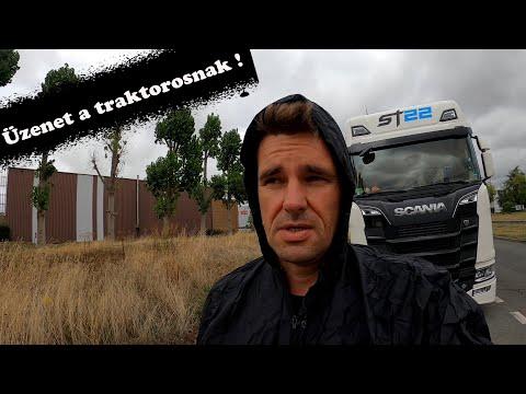 kamionos fogyás kihívás
