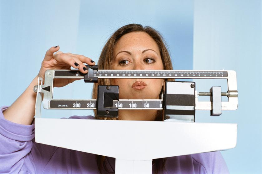 A menopauza miatt súlyproblémáid vannak?