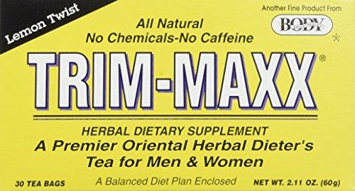 trim maxx tea fogyás)