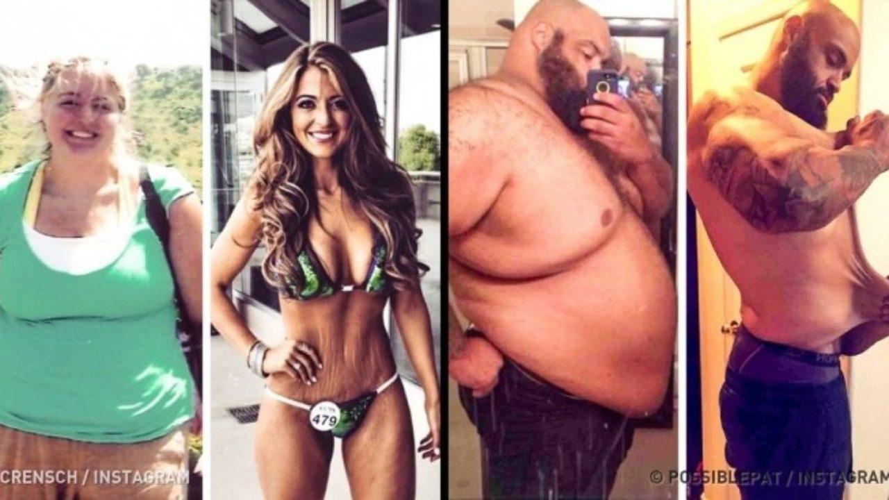 Hogy egy kövér ember lefogy? Bettina elképesztő fogyása: Duci lányból gyönyörű nő!