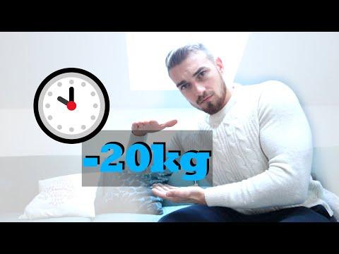 20 kg súlycsökkenés 40 nap alatt)