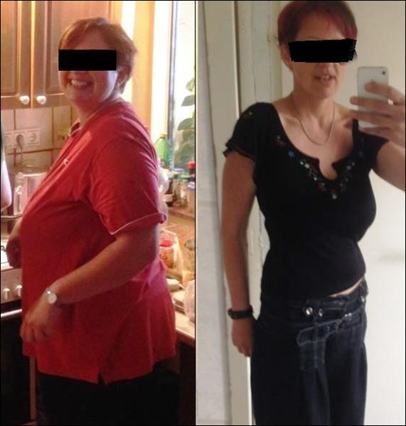 fogyás előtt és után murrieta