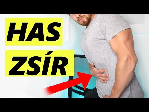 zsírégetés elhízott)