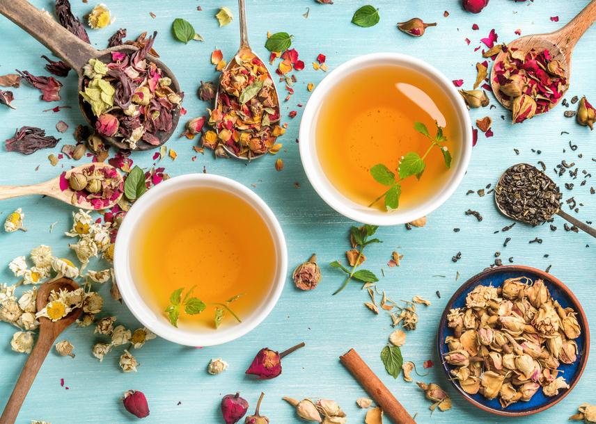Az 5 legjobb teafaj a fogyás érdekében