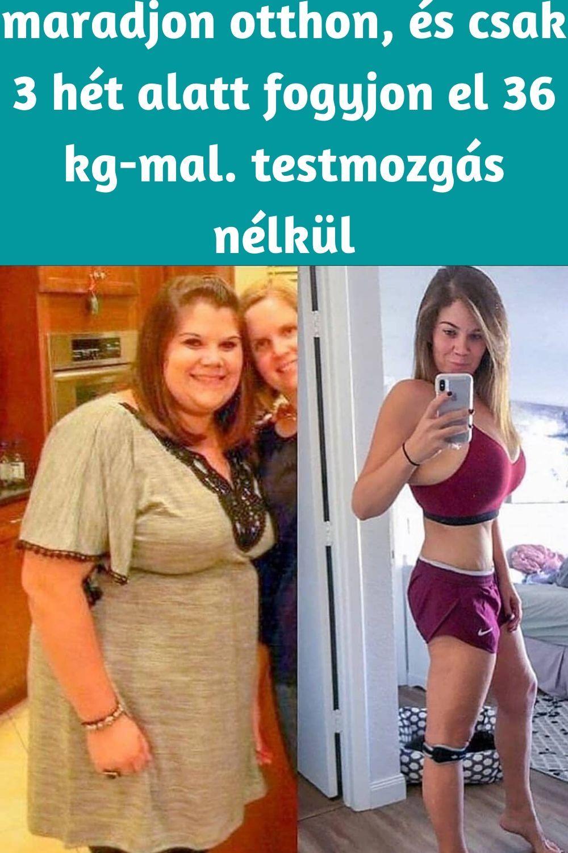 hogy egy terhes nő hogyan fogyhat)