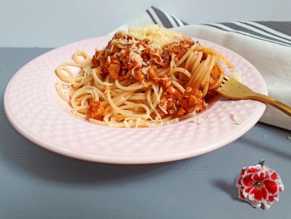 spagetti fogyás)
