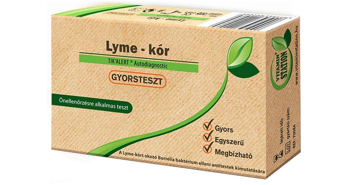 lyme-kór súlyos fogyás
