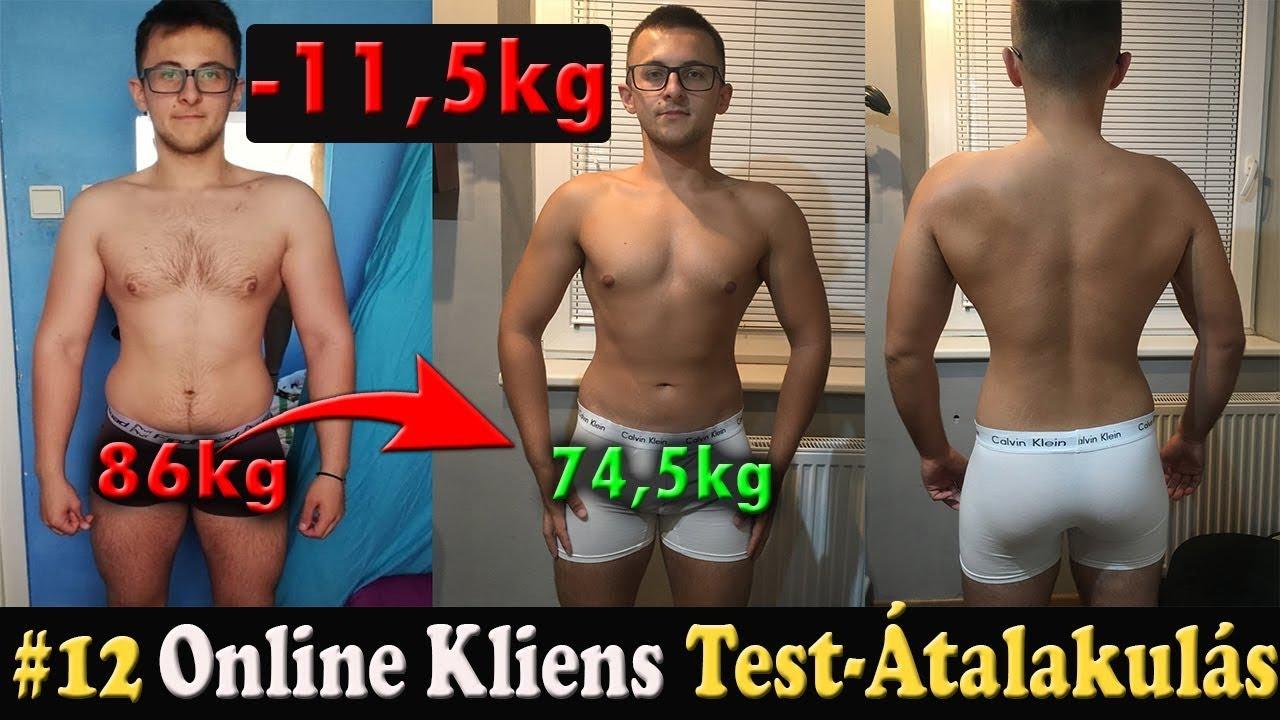 nagy súlycsökkenési átalakulások