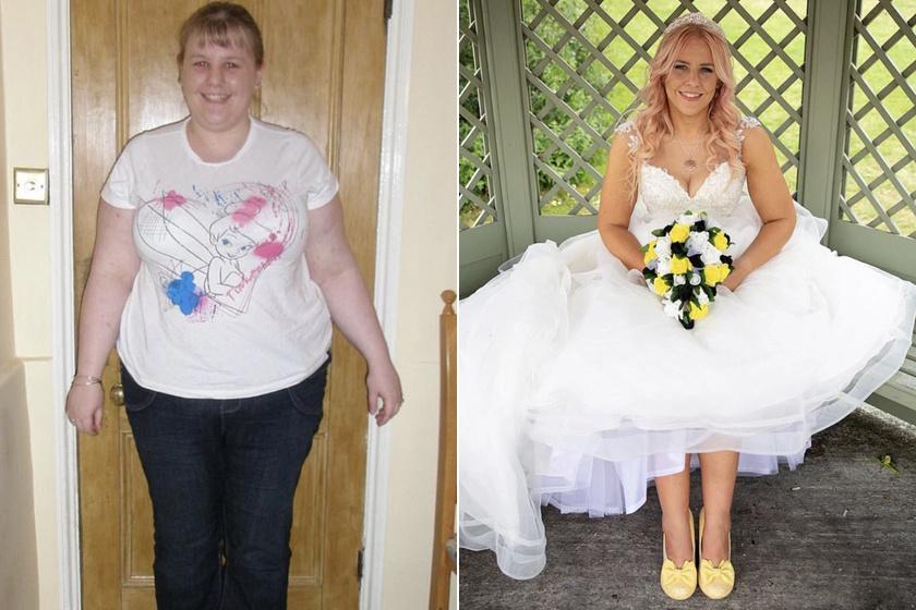 Menyasszony étrendje - hogyan lehet gyorsan és egészségesen fogyni az esküvő előtt