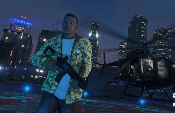 Grand Theft Auto V - Előzetes – JÁTÉKOK magazin
