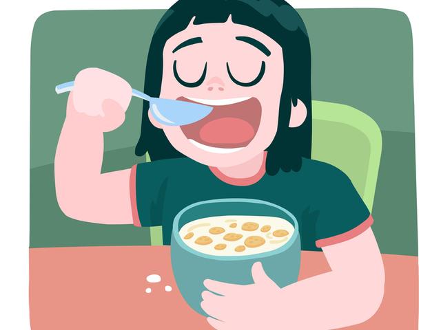 az étkezés kihagyása segíthet a fogyásban)