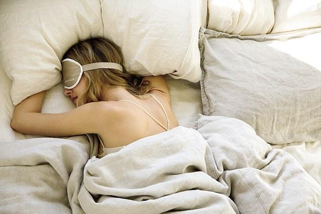 elegendő alvás fogyhat