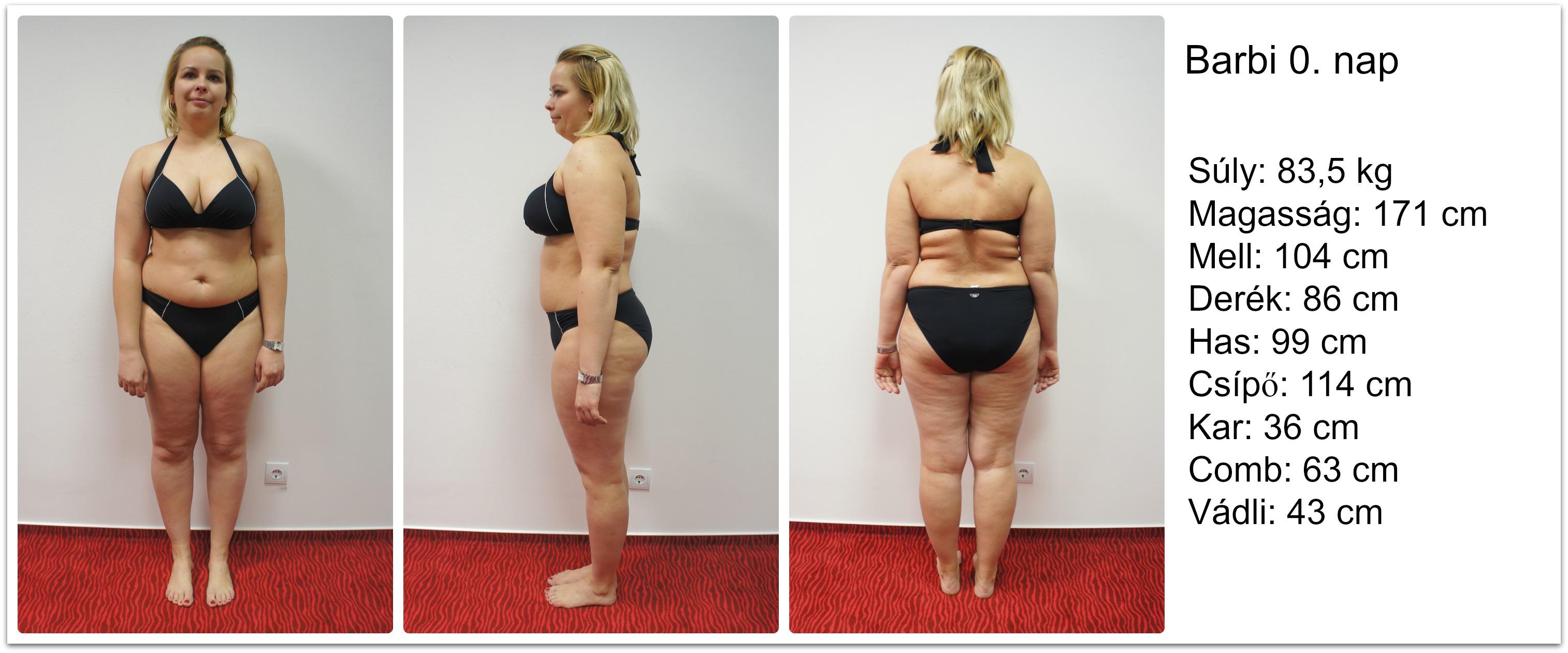 83 kg hogyan lehet lefogyni, 25 nap alatt mennyit lehet körülbelül fogyni?