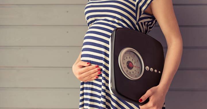 fogyás 25 hetes terhes
