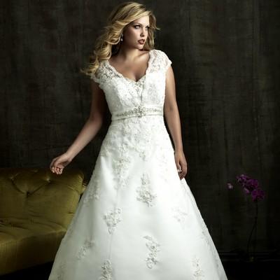 karcsúsító menyasszonyi ruhák anyja