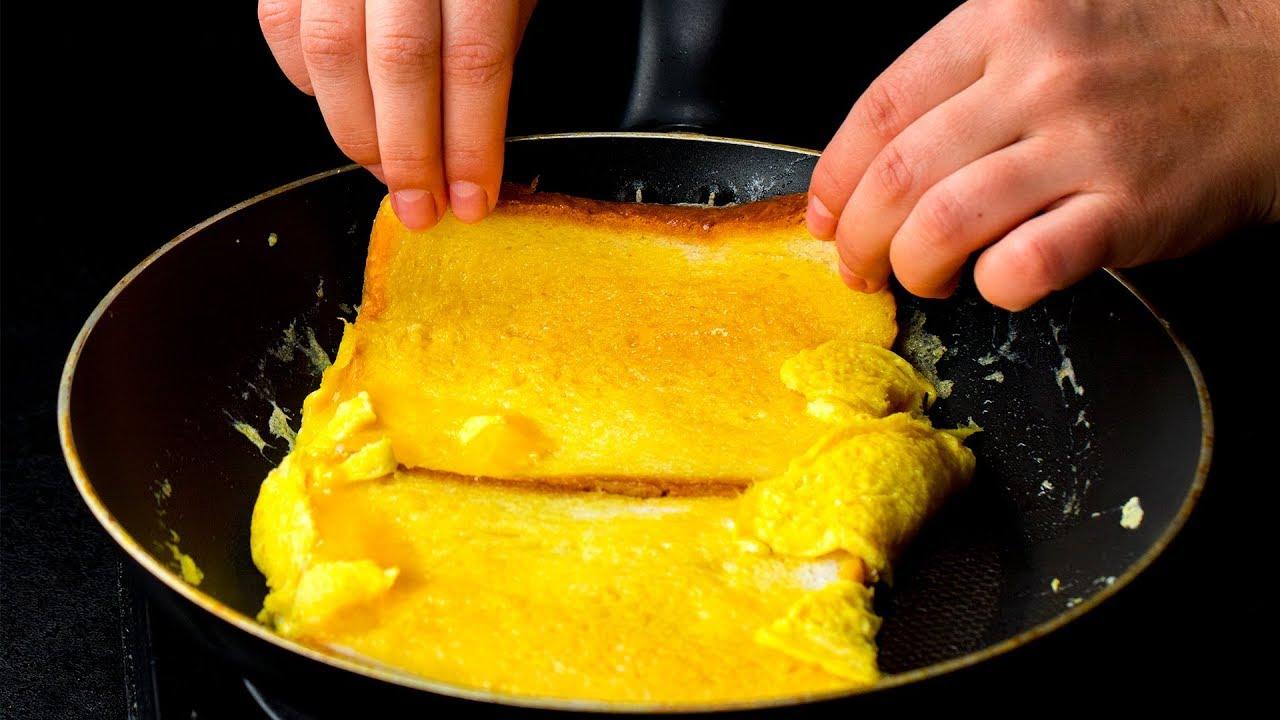 zsírégető omlett
