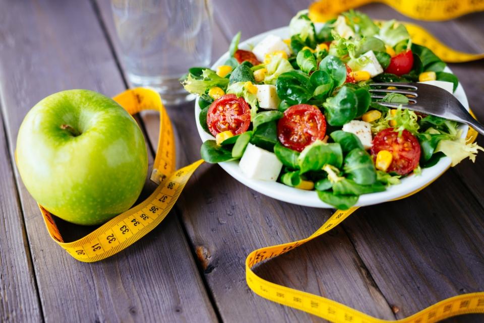 12 hetes fogyókúrás tippek