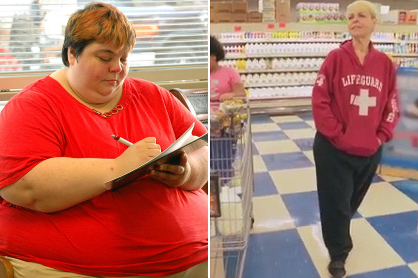 a 600 kilós életem filléres fogyásom