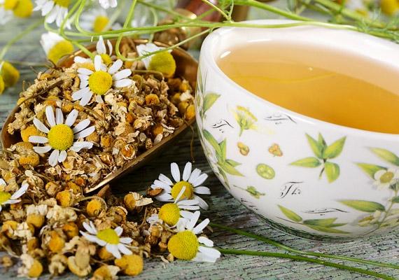a kamilla tea segít a fogyásban)