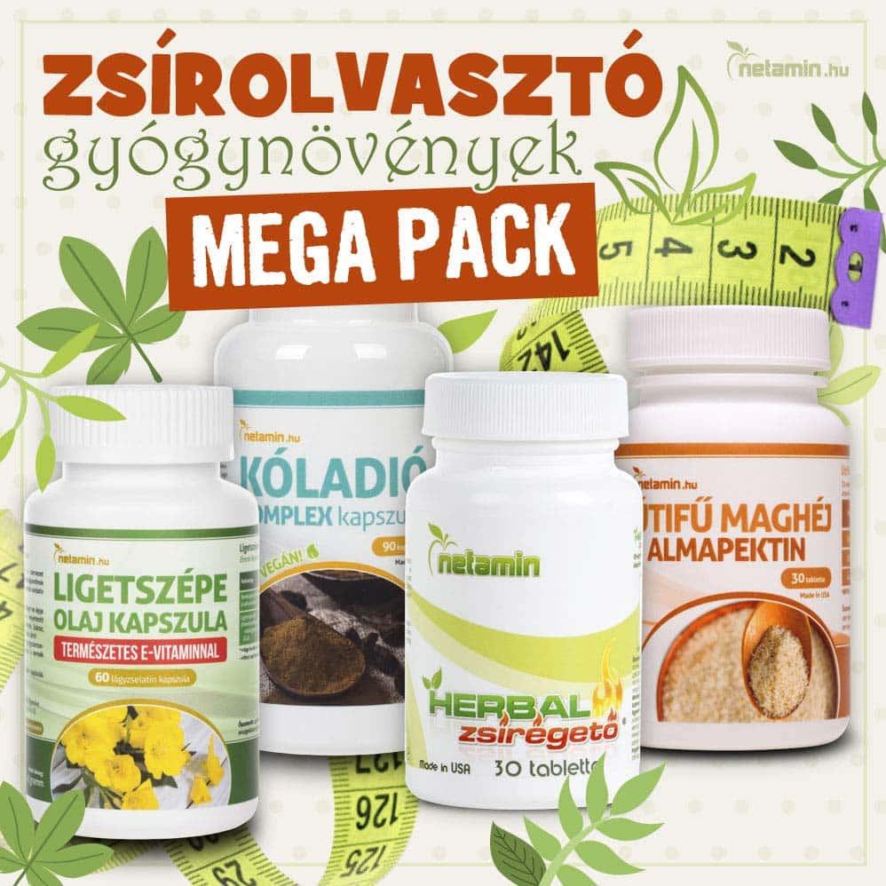 legjobb természetes zsírégető gyógynövények)