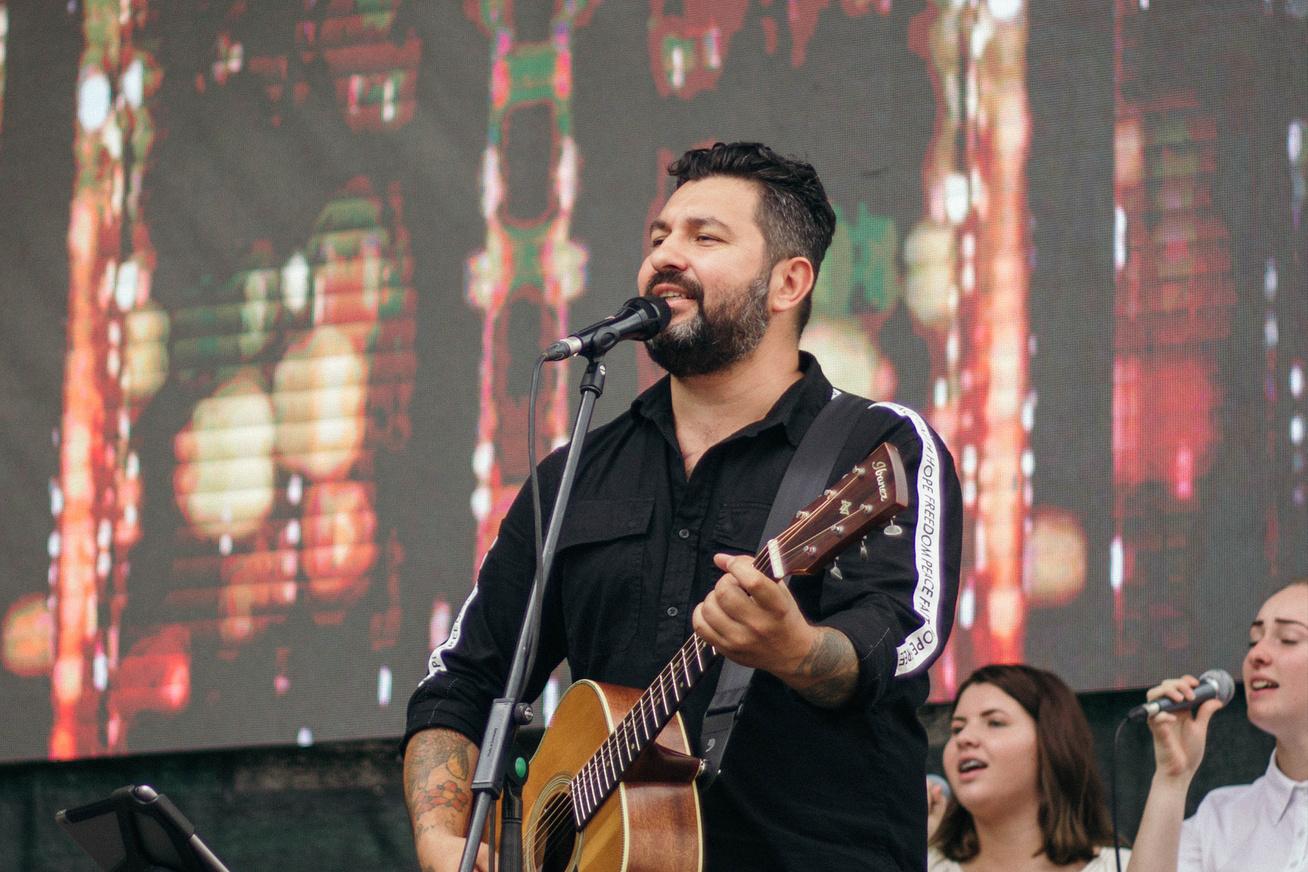 fogyás gospel énekes
