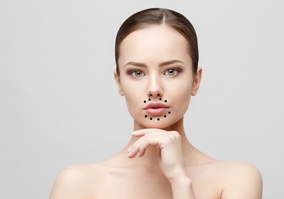 távolítsa el a zsírt a száj körül