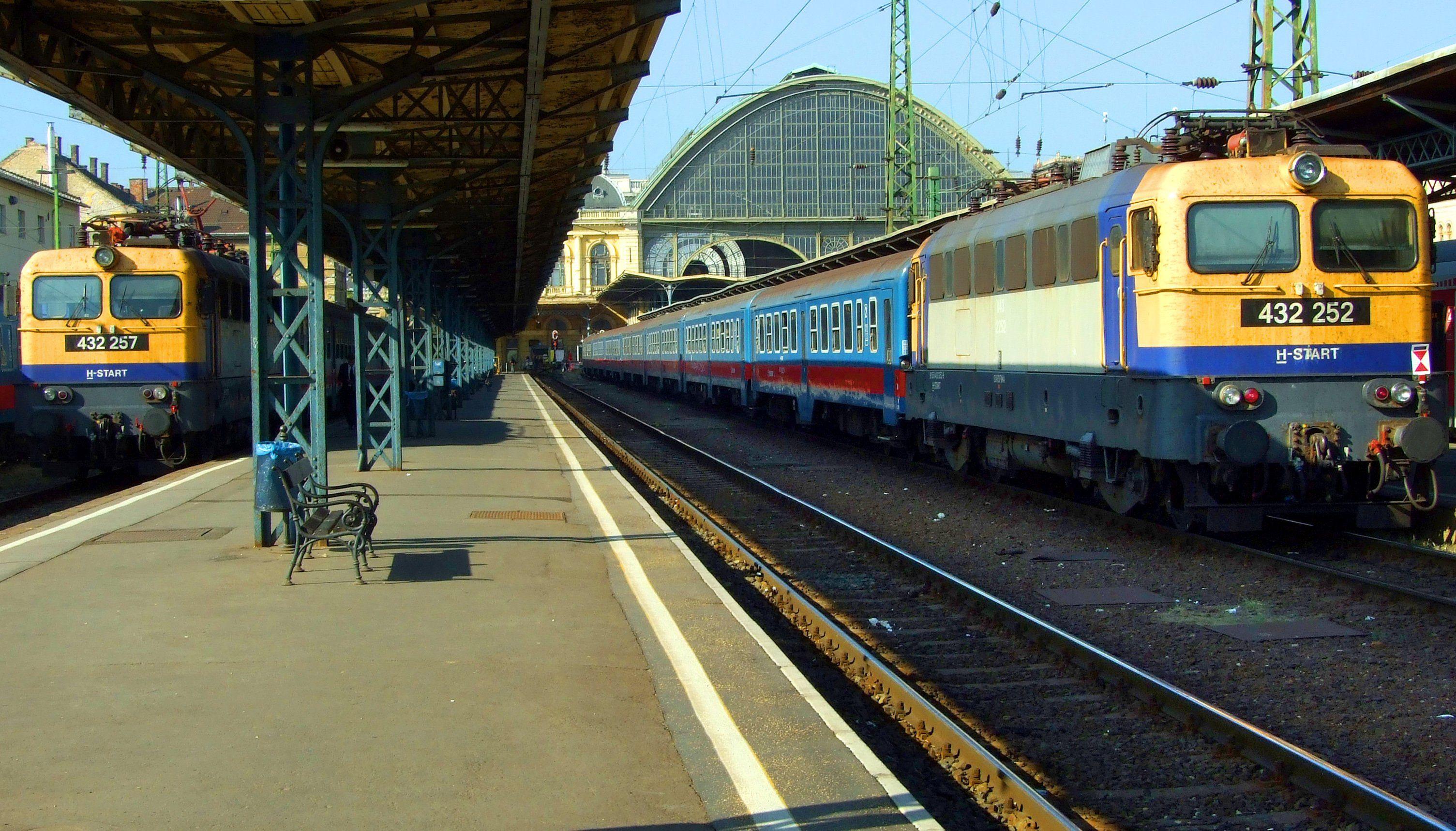 vonat fogyni)