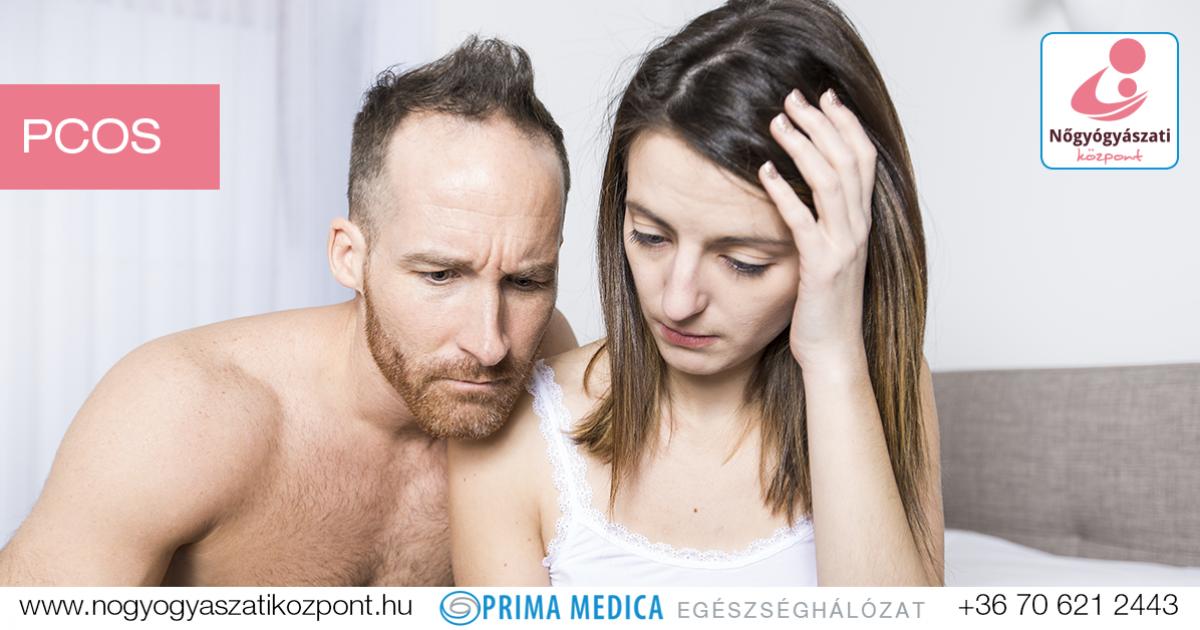 policisztás petefészek szindróma fogyás súlya