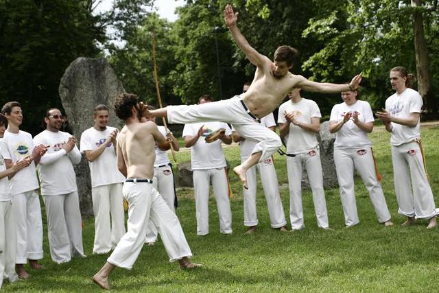 capoeira fogyni