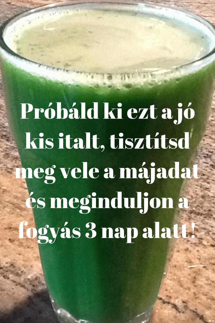 egészséges fogyás főétkezések)