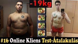 12 hetes testátalakulás fogyás 24 zsírégető test en fit
