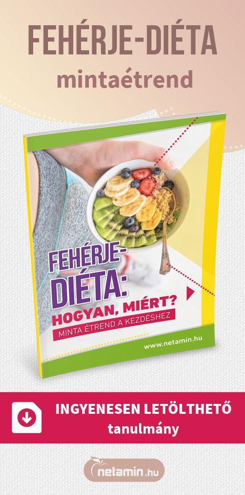 Leptin diéta a fogyás új kulcsa