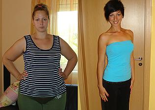 2 hónapos fogyás előtt és után)