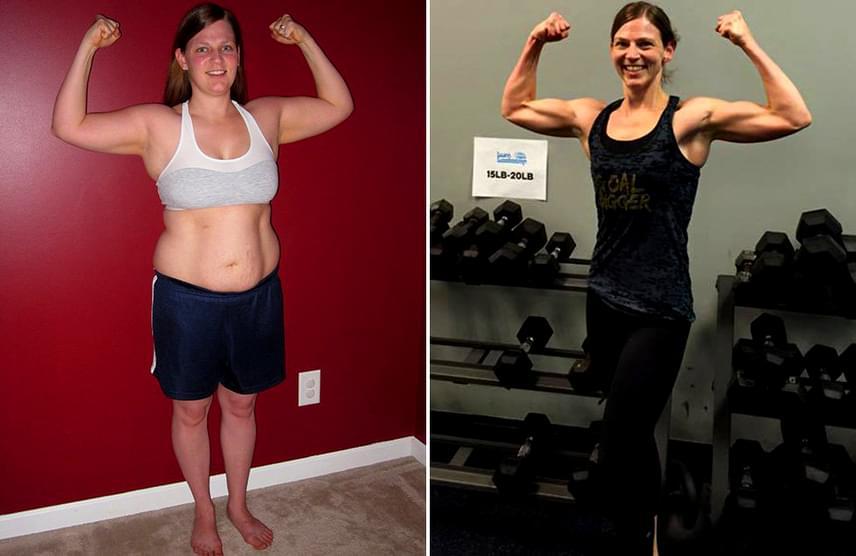 15 kg fogyás 1 hónap alatt