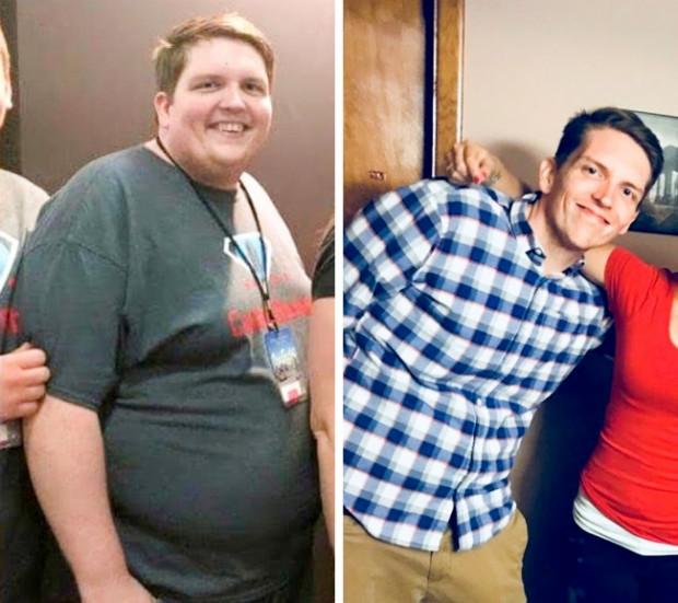 fogyókúrás hírességek előtte és utána)