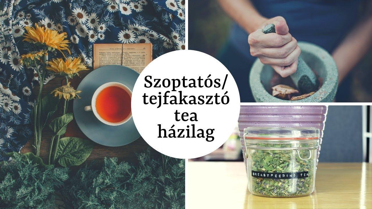 fogyókúrás tea biztonságos a szoptatáshoz