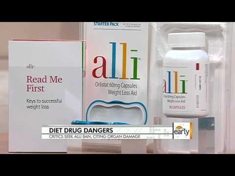 ALLI 60 mg kemény kapszula