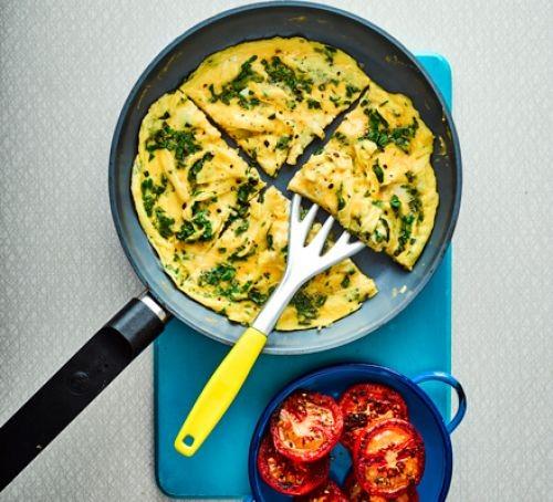 karcsúsító spanyol omlett