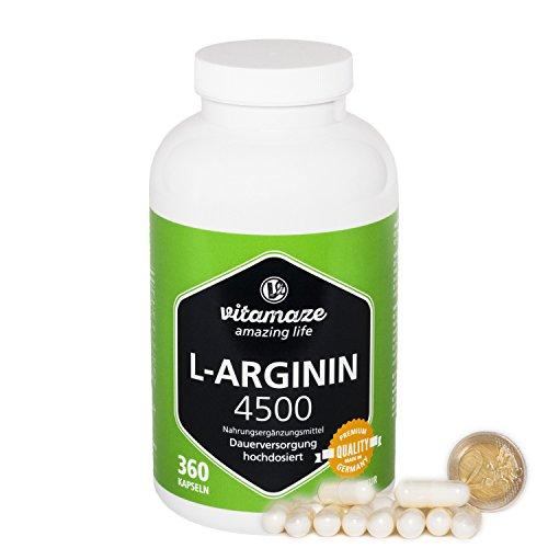 Túl lehet adagolni az L-arginint? Olvassa el most!