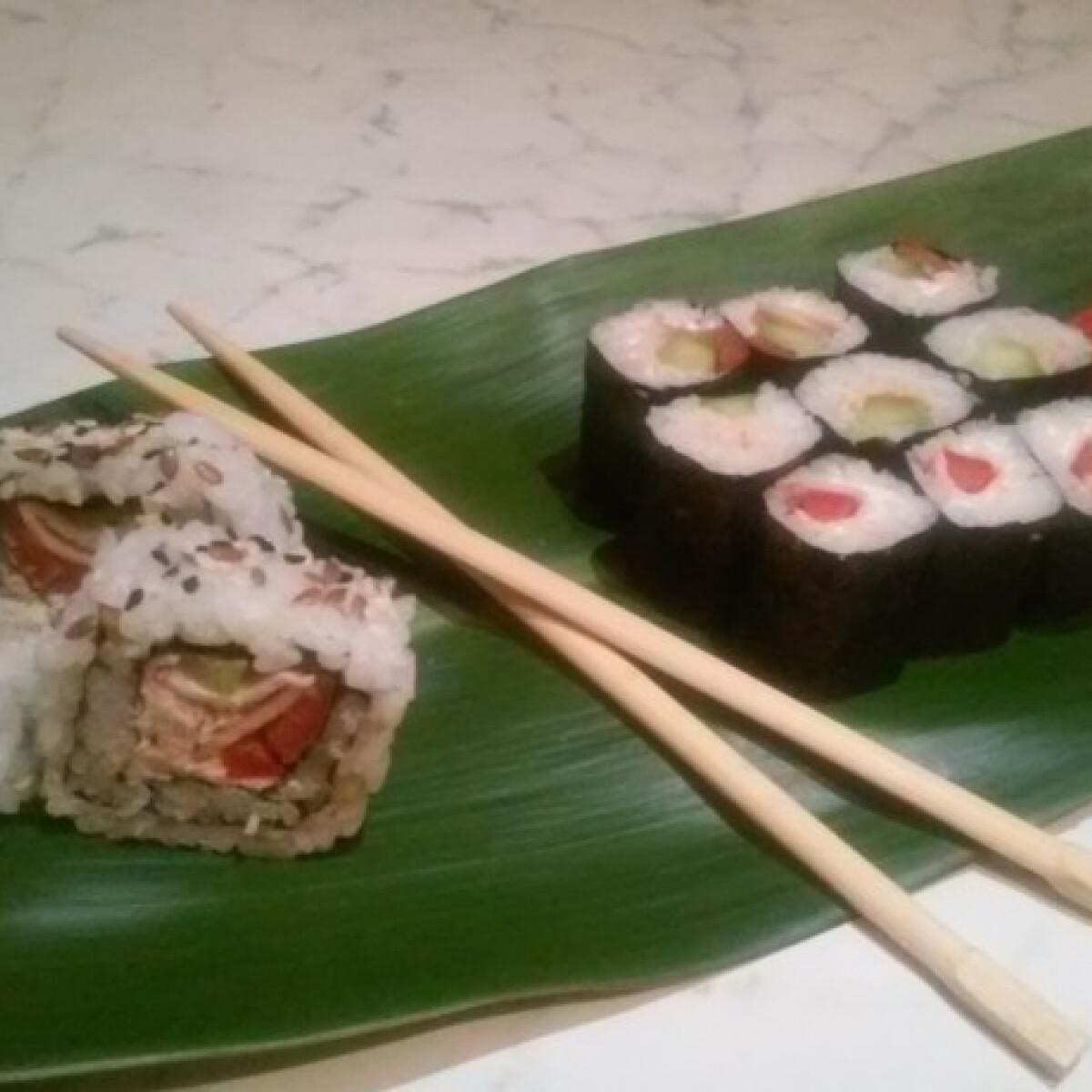 legjobb sushi fogyni)