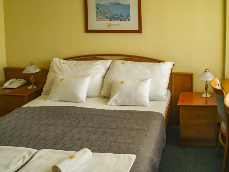 szállodai szoba fogyás