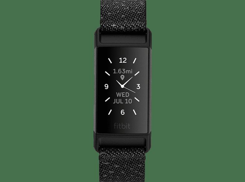 Fitbit Charge 4 aktivitásmérő fekete (FB417BKBK)
