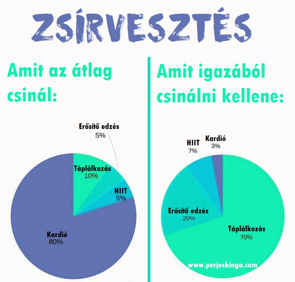 zsírvesztés vs bmi)