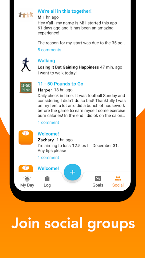 fogyni android app)